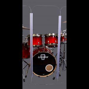 5.5ft Drum Screen Panel & Ino Flex Hinge