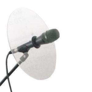 Microphone Soundback Screen